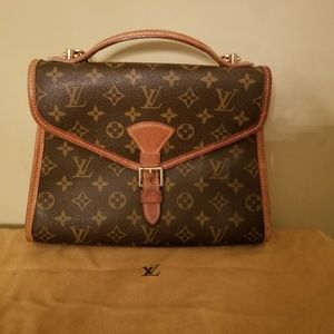 Louis Vuitton crossbody and satchel